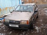 ВАЗ (Lada) 21099 (седан) 2001 года за 400 000 тг. в Караганда – фото 2