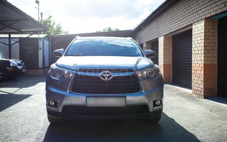 Toyota Highlander 2014 года за 13 300 000 тг. в Караганда