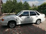 ВАЗ (Lada) 2115 (седан) 2012 года за 2 000 000 тг. в Тараз – фото 5