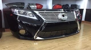Toyota Camry40-45 Передний бампер Lexus Style за 140 000 тг. в Алматы