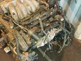 Двигатель nissan murano VQ35 за 355 тг. в Алматы – фото 2