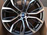 ШИНЫ 110t XL Latitude X-ICE North 2+ SUV 110t r20 на BMW x5 — x6 БМВ за 440 000 тг. в Алматы – фото 2