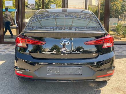 Hyundai Avante 2019 года за 8 500 000 тг. в Шымкент – фото 6