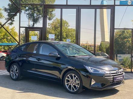 Hyundai Avante 2019 года за 8 500 000 тг. в Шымкент – фото 2