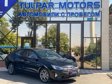 Hyundai Avante 2019 года за 8 500 000 тг. в Шымкент