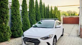Hyundai Elantra 2018 года за 7 700 000 тг. в Алматы