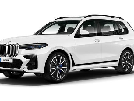 BMW X7 2020 года за 50 808 173 тг. в Уральск