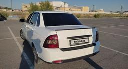 ВАЗ (Lada) Priora 2170 (седан) 2012 года за 2 000 000 тг. в Кызылорда – фото 3