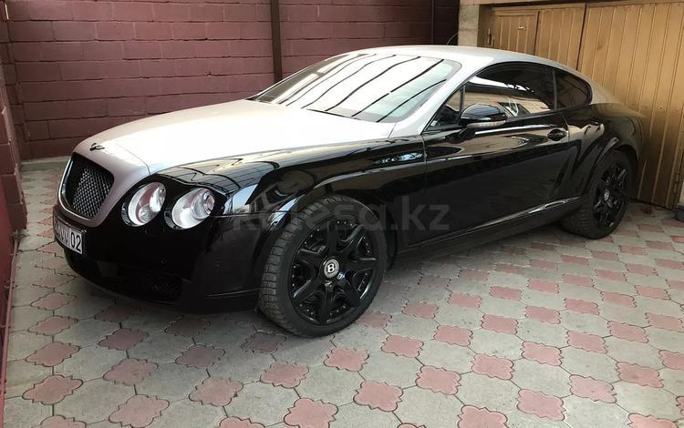 Bentley Continental GT 2007 года за 17 800 000 тг. в Алматы
