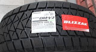 BRIDGESTONE Blizzak DM V2 235/55 R18 Bridgestone Blizzak DM V2 100T за 64 050 тг. в Алматы