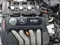 Двигатель на skoda octavia FSI октавия 2л за 300 000 тг. в Алматы