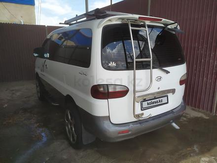 Hyundai Starex 2000 года за 3 500 000 тг. в Тараз – фото 2