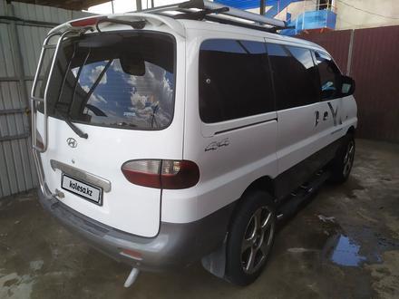 Hyundai Starex 2000 года за 3 500 000 тг. в Тараз – фото 4