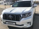 Toyota Land Cruiser Prado 2018 года за 22 800 000 тг. в Актобе