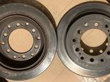 Тормозные диски задние Toyota Prado 120 Тойота Прадо 120 Оригинал за 25 000 тг. в Алматы