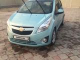 Chevrolet Spark 2010 года за 2 700 000 тг. в Туркестан – фото 3