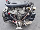 Двигатель Subaru EJ255 2, 5 за 475 000 тг. в Челябинск