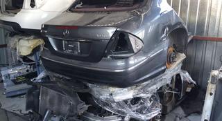Задняя часть кузова w211 в Алматы