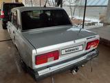 ВАЗ (Lada) 2107 2010 года за 1 350 000 тг. в Аксукент – фото 5