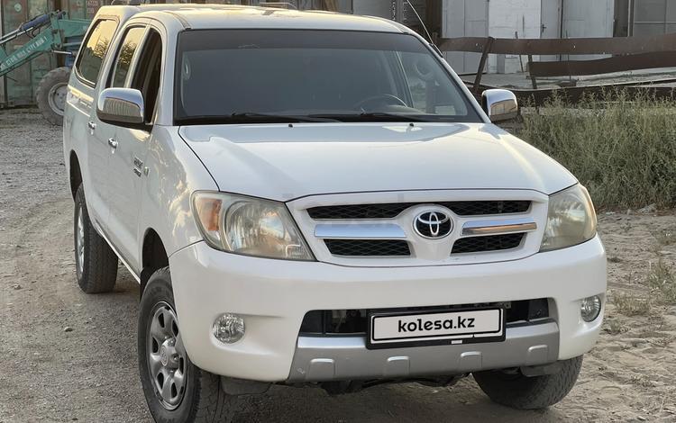 Toyota Hilux 2010 года за 8 000 000 тг. в Тараз