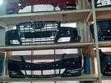 Mercedes-benz w204 передний бампер в сборе за 350 000 тг. в Алматы