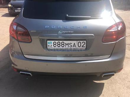 Porsche Cayenne 2014 года за 17 400 000 тг. в Алматы – фото 3