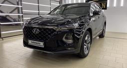 Hyundai Santa Fe 2020 года за 14 350 000 тг. в Костанай