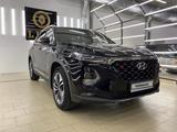 Hyundai Santa Fe 2020 года за 14 350 000 тг. в Костанай – фото 2
