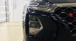 Hyundai Santa Fe 2020 года за 14 350 000 тг. в Костанай – фото 3