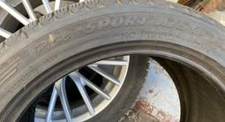Michelin Pilot sport 285/40R19, 2 шт. Новые за 90 000 тг. в Нур-Султан (Астана) – фото 3
