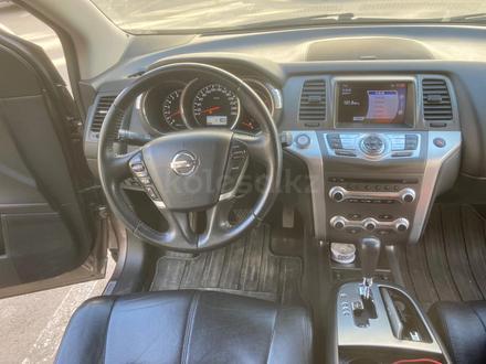 Nissan Murano 2011 года за 7 900 000 тг. в Нур-Султан (Астана) – фото 16