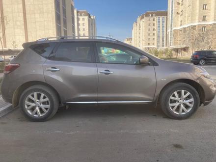 Nissan Murano 2011 года за 7 900 000 тг. в Нур-Султан (Астана) – фото 4