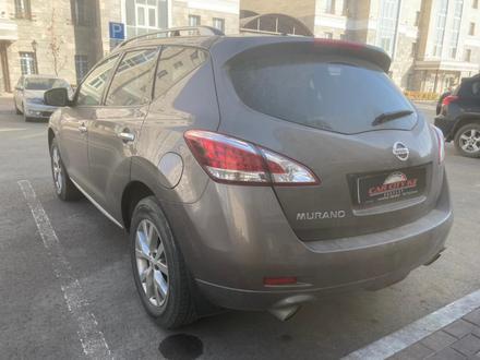 Nissan Murano 2011 года за 7 900 000 тг. в Нур-Султан (Астана) – фото 7