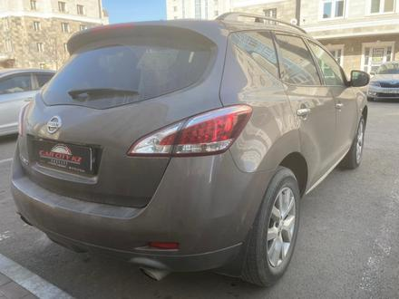 Nissan Murano 2011 года за 7 900 000 тг. в Нур-Султан (Астана) – фото 6