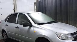 ВАЗ (Lada) Granta 2190 (седан) 2012 года за 2 300 000 тг. в Костанай – фото 3