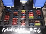 Блок предохранителей на Ниссан Патфайндер Р50 Pathfinder R50 3.3 Привозной за 15 000 тг. в Алматы – фото 2