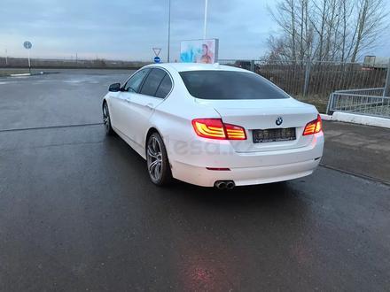 BMW 523 2010 года за 7 300 000 тг. в Нур-Султан (Астана)