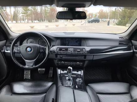 BMW 523 2010 года за 7 300 000 тг. в Нур-Султан (Астана) – фото 5