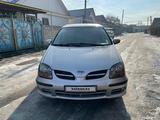 Nissan Almera Tino 2001 года за 3 500 000 тг. в Алматы – фото 2