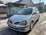 Nissan Almera Tino 2001 года за 3 500 000 тг. в Алматы – фото 3