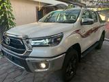 Toyota Hilux 2021 года за 21 300 000 тг. в Алматы – фото 3