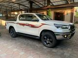 Toyota Hilux 2021 года за 21 300 000 тг. в Алматы – фото 4