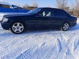 Mercedes-Benz S 320 1996 года за 2 500 000 тг. в Усть-Каменогорск – фото 2