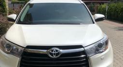 Toyota Highlander 2014 года за 13 000 000 тг. в Алматы – фото 3