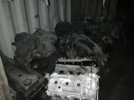 Двигатель привозной ниссан патфайндер vr50 vg35 за 350 000 тг. в Алматы