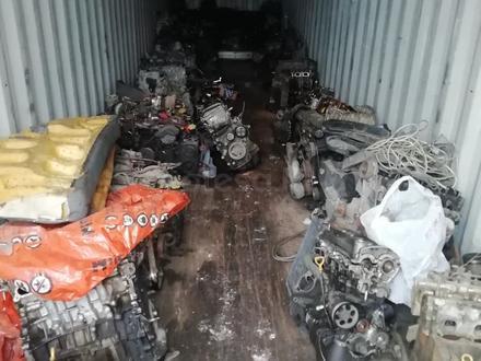 Двигатель привозной ниссан патфайндер vr50 vg35 за 350 000 тг. в Алматы – фото 3