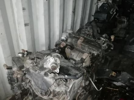 Двигатель привозной ниссан патфайндер vr50 vg35 за 350 000 тг. в Алматы – фото 5