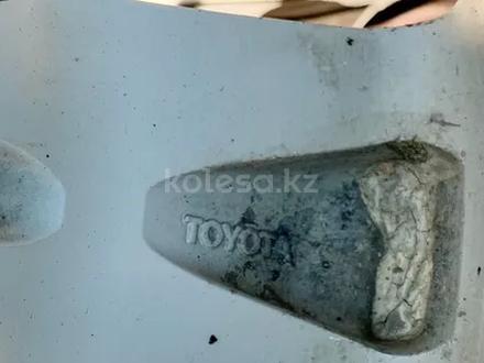 Диски с резиной на lexus LX570 и Land Cruiser 200 за 350 000 тг. в Алматы – фото 3