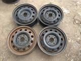 Оригинальные металлические диски на Ford (R14 4*108 ЦО63.4 5.5J за 20 000 тг. в Нур-Султан (Астана)