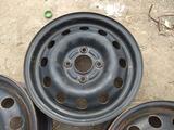 Оригинальные металлические диски на Ford (R14 4*108 ЦО63.4 5.5J за 20 000 тг. в Нур-Султан (Астана) – фото 5